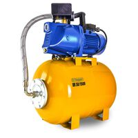 Elpumps Hauswasserwerk, 1500 W, 6,300 l/h, 4,8 bar, 50 L (VB 50/1500)