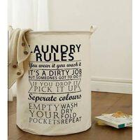 Baumwolle Wäschekorb stehen Spielzeug Lagerung, waschen schmutzige
