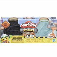 Play-Doh Buildin 'Verbindung 448 g Ton und Löffel Assorted
