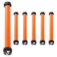 vidaXL Rohrmotoren 6 Stk. 20Nm
