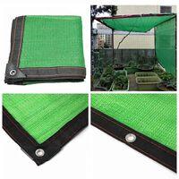 Grünes Sonnenschutznetz Für Garten, Schwimmbad - Pflanzenschutz Und