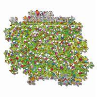 Clementino Puzzle Mordillo The Match 1000 Teile