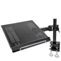 """NewStar Tischhalterung für Laptop 10""""-22"""" Verstellbar 57 cm Schwarz"""