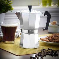 Alu-kaffeekanne Für 3 Tassen   3 Tassen Espressokocher  