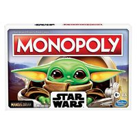 Monopoly, Star Wars - The Child Edition (eng)