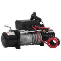 vidaXL Elektrische Seilwinde 12 V 5909 kg