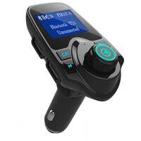 T11 FM-Sender / MP3-Player mit Bluetooth fürs Auto