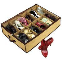 Shoes Under Schuh Organizer Braun SHU001