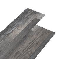 vidaXL PVC-Laminat-Dielen 5,02 m² 2 mm Selbstklebend Industriell Holz