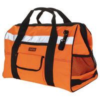 Toolpack Werkzeugtasche Hochsichtbar Prominent Orange Schwarz